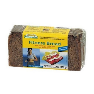 Yummy brick of bread